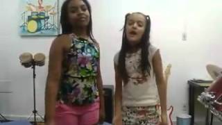 Sugar - Maroon 5 - Cover Mirim -  Little Singers