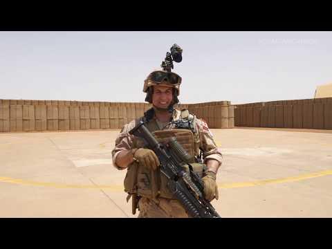 Force protection - Operation PRESENCE Mali