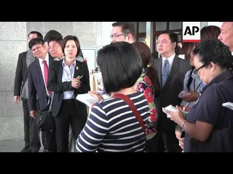 Thai PM says she will not resign ahead of Feb elex despite protester demands