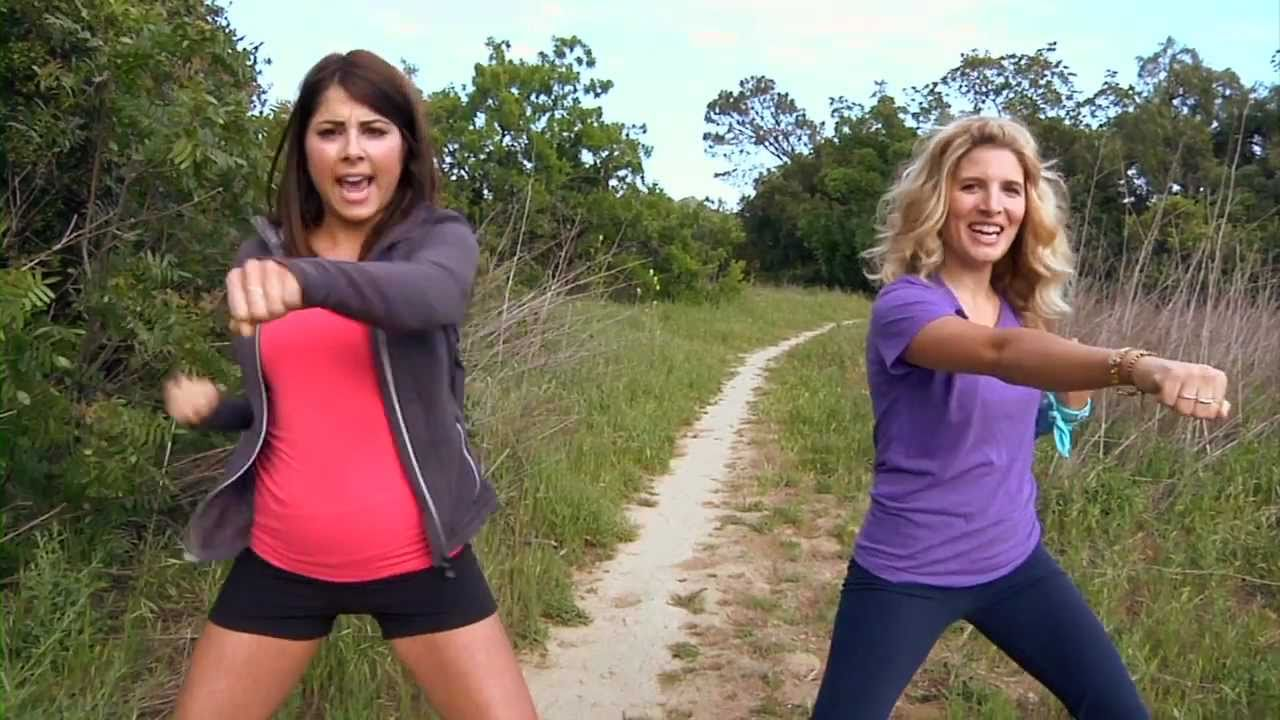 On The Cheap Workout With Daniella Monet - Youtube-3338