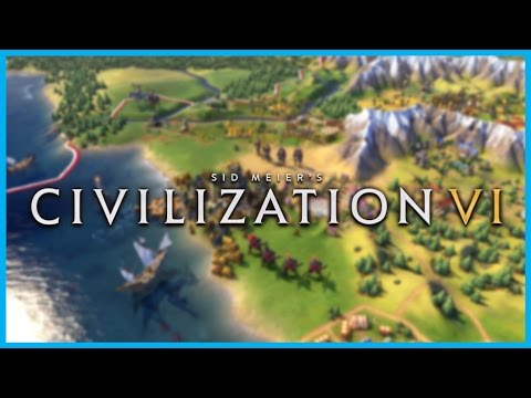 Civilization VI Full Walkthrough Gameplay! - United States Part 1 - Getting Started & War w/ Japan!