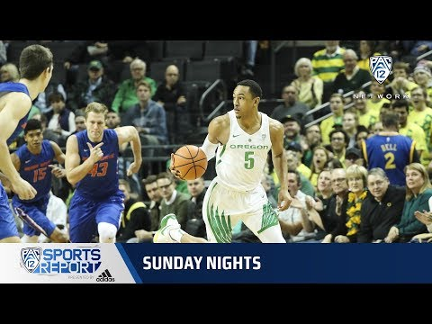 Recap: Oregon men