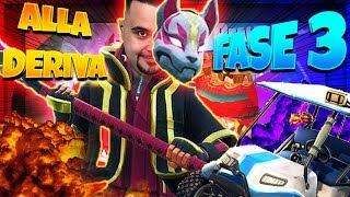 Fortnite : Skin Alla Drift - Phase 3 and Brief Coop with Franco