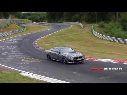 2020 BMW 8 Series Gran Coupe Spy Video