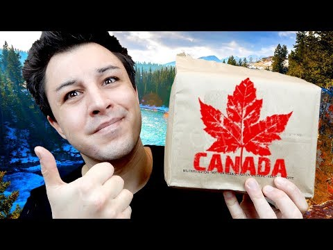 DEGUSTATION : RATION DE COMBAT CANADIENNE !