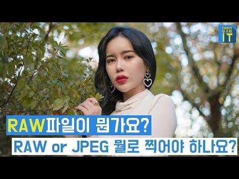 [최마태] RAW파일이 뭔가요? RAW or JPEG 뭘로 찍어야햐나요? (feat. 리플s 보고싶진아) | How to picture