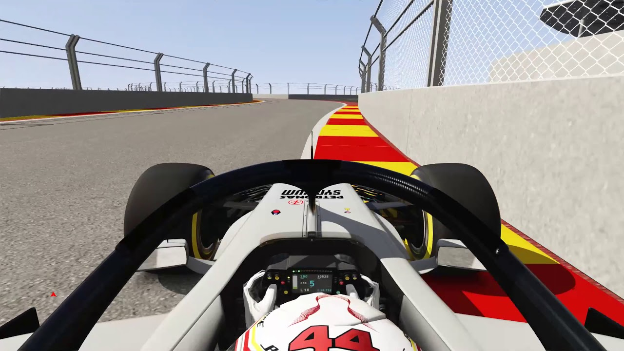 This Assetto Corsa Mod Shows What The Vietnam GP Track