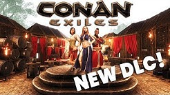 "What's a Synonym for ""Debauchery""? - CONAN EXILES DLC STREAM"