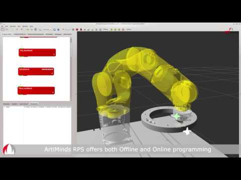 Robot Programming Suite - ArtiMinds Robotics GmbH