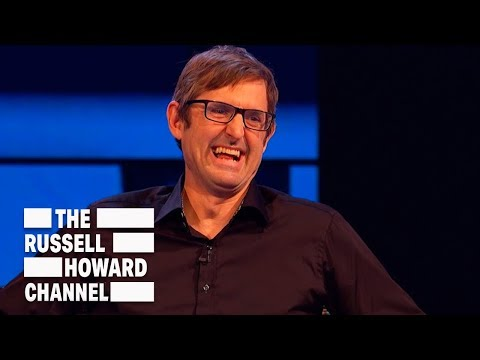 Russell Interviews Louis Theroux | The Russell Howard Hour