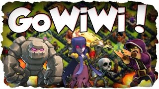 CLASH OF CLANS 😈 GoWiWi Ereignis in Gold I - Mauern to Max 51/250! (Deutsch / German)