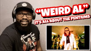 """""""WEIRD AL"""" YANKOVIC - IT'S ALL ABOUT THE PENTIUMS 
