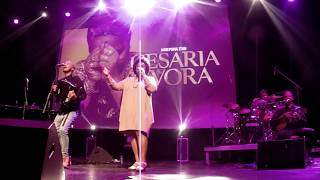 Lucibela & Diego  - Yamore -  ( ???????? ???? Cesaria Evora) Gazi Music Hall  19-11-2017