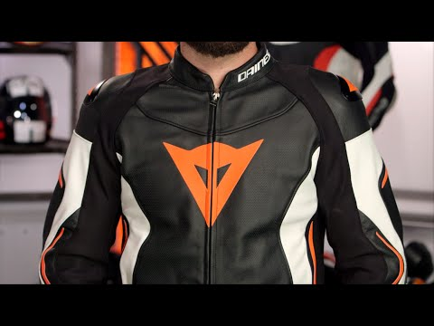 Dainese Youtube Assen At Jacket Leather Review YY4wr