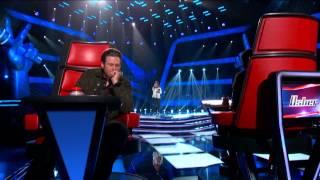 [HD] Jess Kellner - Can't Help Falling in Love with You - La Voz US S4