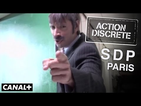 SDP Paris - Action Discrète