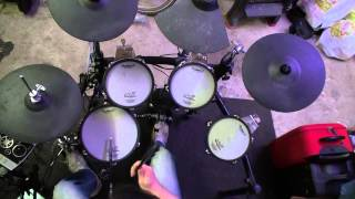 The Killers Mister Brightside Drum Cover