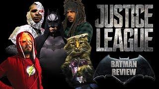 Justice League  Batman Review +  No Spoilers #9  Ligando Con Justicia