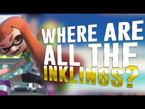 Why is Inkling not more common at high level?
