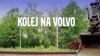 Volvo Na Kolej - Koparki drogowo-szynowe, na bazie koparek kołowych Volvo EW140D i EW160D.
