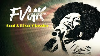 Classic 70s 80s Soul, Funk & Disco Mix 2020 - Dj XS Old School Funky Jams (Free Download)