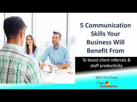 How to Develop Communication Skills | Communication Skills Examples | DISC Personality Types