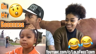 CRAZY KIDS CURSING COMPILATION REACTION!!