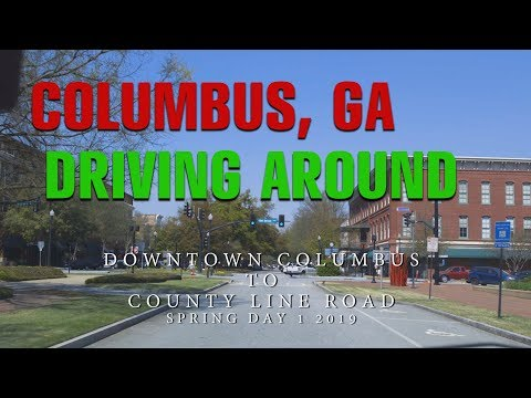 Driving Columbus GA