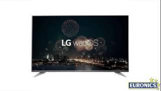 lG  Smart TV LED 4K HDR  43UH750V