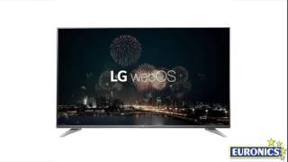 lG  Smart TV LED 4K HDR  43UH750V