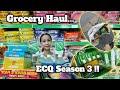 Vlog 112 Grocery haul ECQ season  3 edition...kaya pa ba?