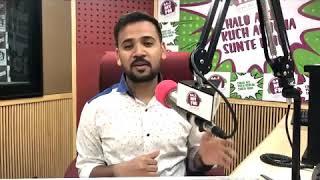 RJ Kartik Live Jaipur se