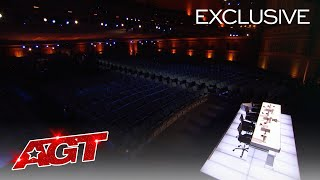 The Show Must Go Online After AGT Live Auditions Were Cut Short - America's Got Talent 2020
