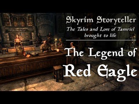 The Legend of Red Eagle | Skyrim Storyteller