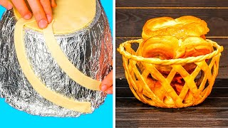 MOUTH-WATERING PASTRY HACKS FOR YUMMY DINNER  Kitchen Tips by 5-Minute Recipes!