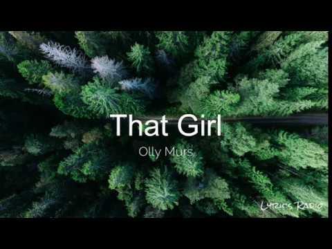 Download Olly Murs – That Girl (Lyrics/Lyric Video)