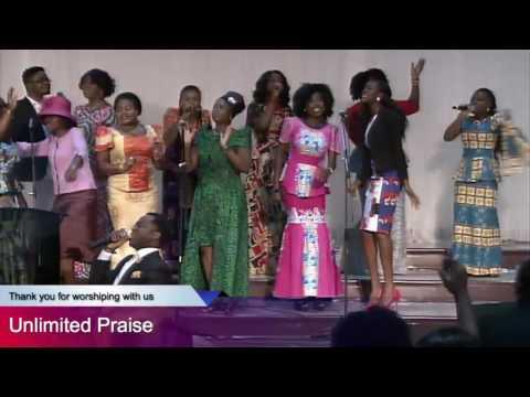 Victor Olayeni - Unlimited Praise - RCCG FPC 10/02/2016