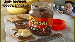 New Reese's® Peanut Butter Chocolate Spread Review!