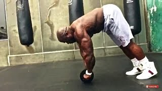 kali muscle extreme abs workout wheel of pain