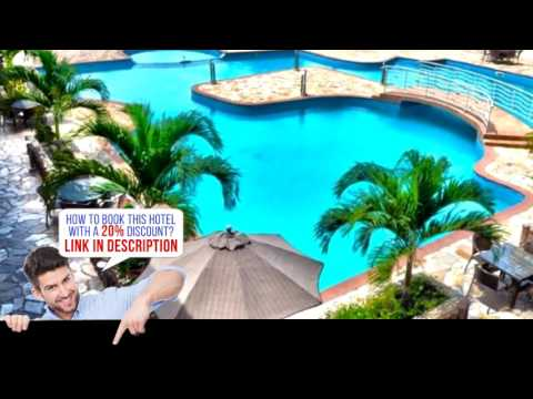 Mensvic Grand Hotel, Accra, Ghana, HD Review