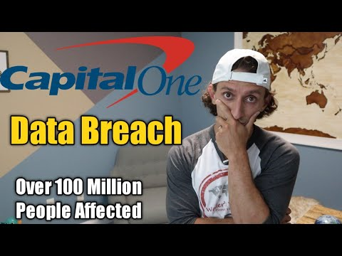 Capital One Data Breach   Should I Freeze My Credit Report?