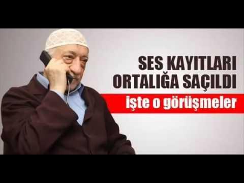 [SON DAKİKA] Fetullah Gülen'in Gizli Telefon Kaydı