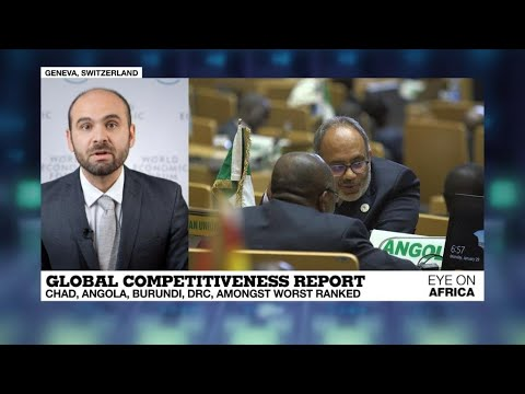 فرانس 24:Global Competitiveness report releases 2018 Africa performance