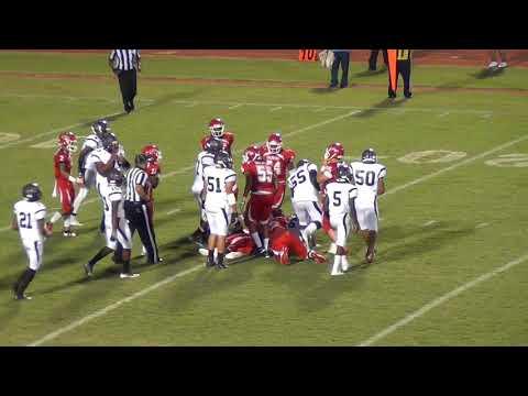Heritage vs Hampton Football 9-15-17