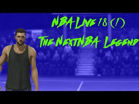 NBA Live 18 Carrer Mode (1) Creating The Next NBA Legend