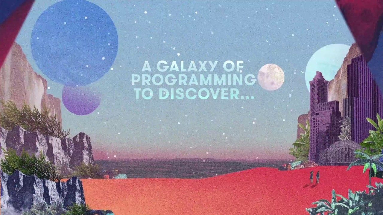 A Galaxy of Programming To Discover   Citadel 2017