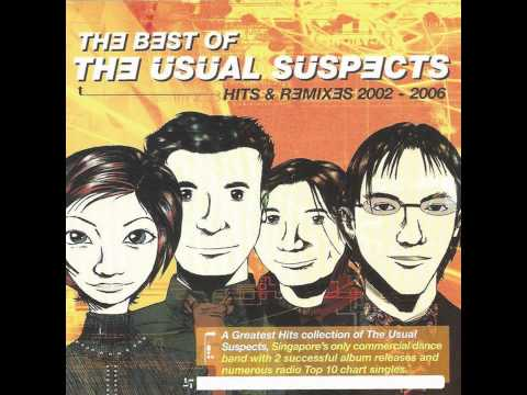 The Usual Suspects - The DJ (EXR Remix) (2006)