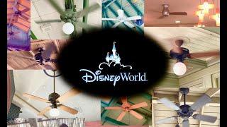 Ceiling Fans of Disney World       Spring 2020