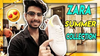 SUMMER FASHION COLLECTION for men in zara|  Lakshay thakur