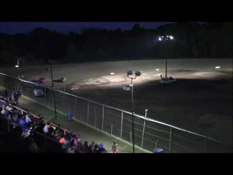 Butler Motor Speedway FWD Heat #1 8/5/17